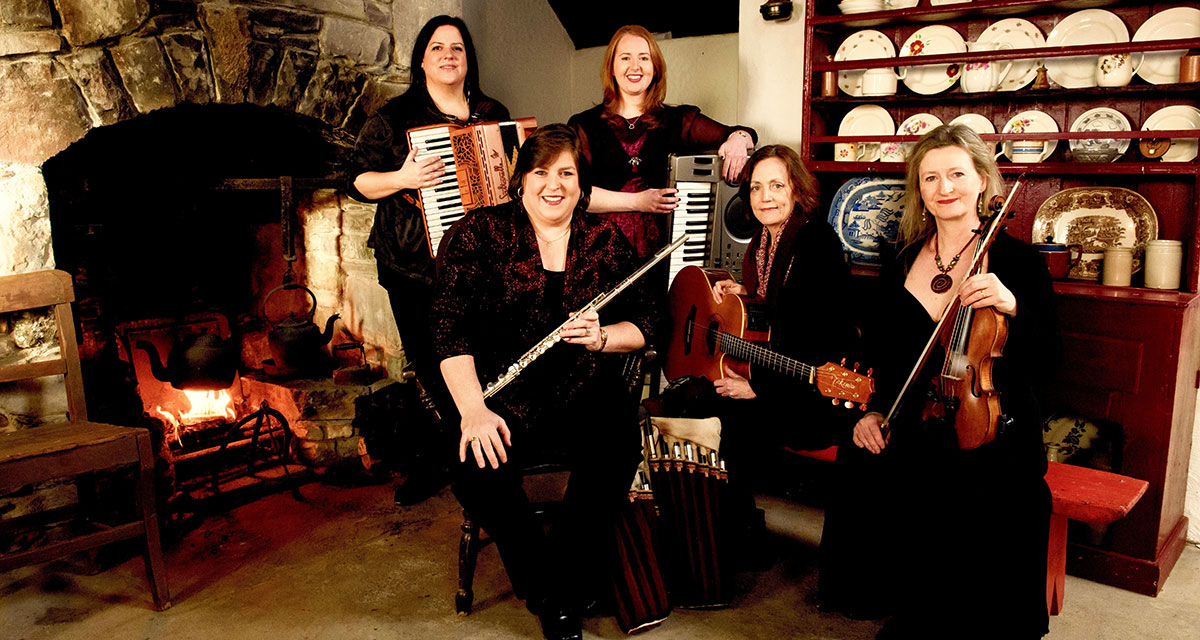 Cherish The Ladies: Celtic Christmas